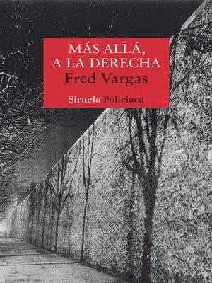 cover image of Más allá, a la derecha