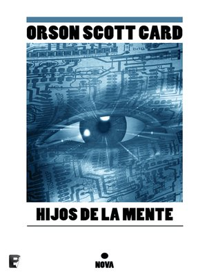 cover image of Hijos de la mente (Saga de Ender 4)
