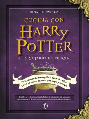 cover image of Cocina con Harry Potter