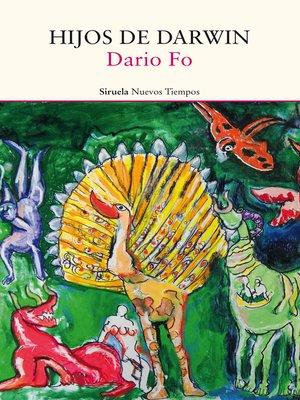 cover image of Hijos de Darwin
