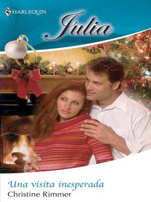 cover image of Una visita inesperada