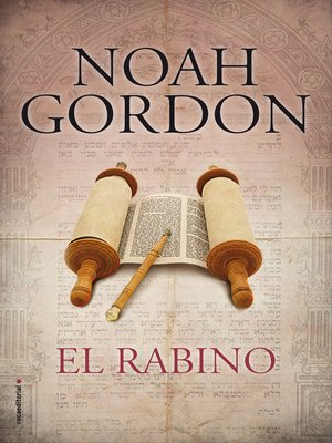 cover image of El rabino