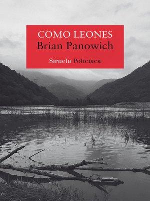 cover image of Como leones