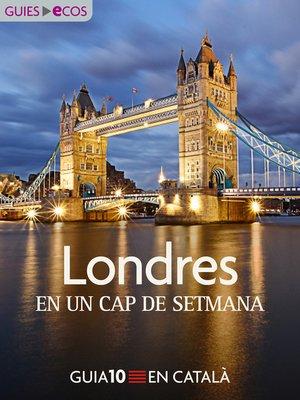 cover image of Londres. En un cap de setmana