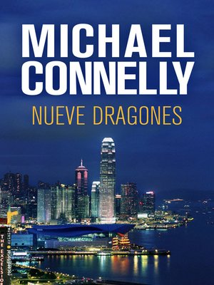 cover image of Nueve dragones