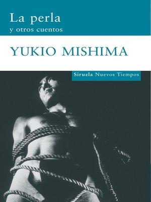 cover image of La perla y otros cuentos