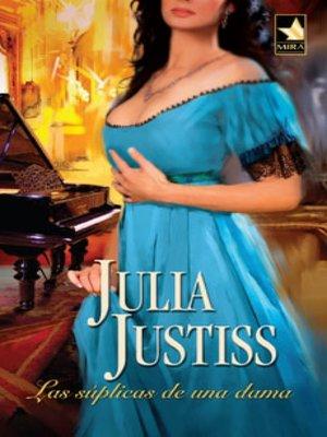 cover image of Las súplicas de una dama