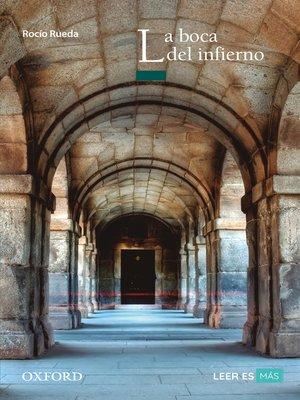 cover image of La boca del infierno