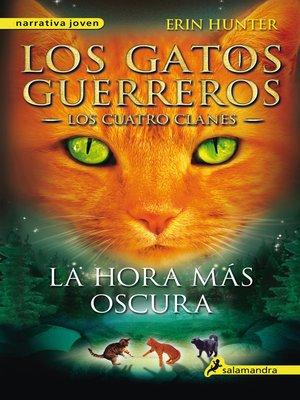 cover image of La hora más oscura
