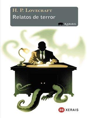cover image of Relatos de terror
