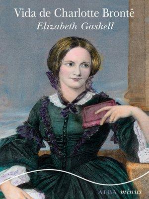 cover image of Vida de Charlotte Brontë