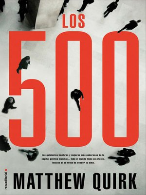 cover image of Los 500