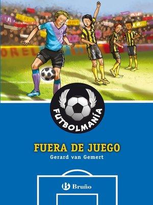 cover image of FUTBOLMANÍA. Fuera de juego.