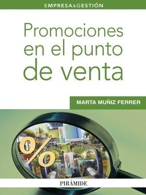 cover image of Promociones en el punto de venta
