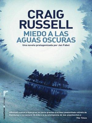 cover image of Miedo a las aguas oscuras
