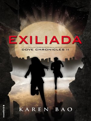 cover image of Exiliada