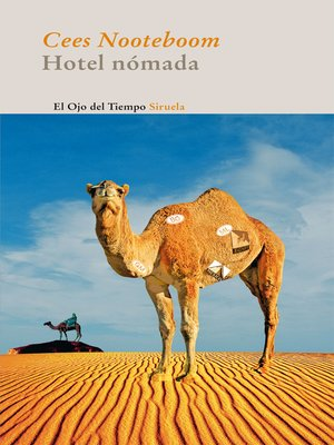 cover image of Hotel nómada