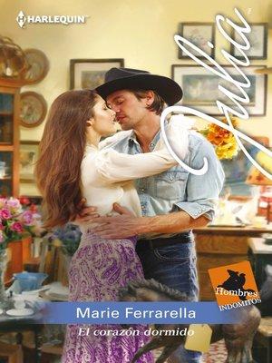 cover image of El corazón dormido