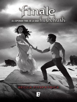 cover image of Finale (Saga Hush Hush 4)