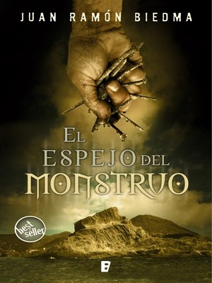 cover image of El espejo del monstruo
