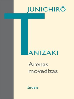 cover image of Arenas movedizas