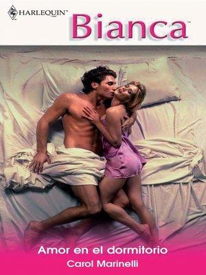 cover image of Amor en el dormitorio