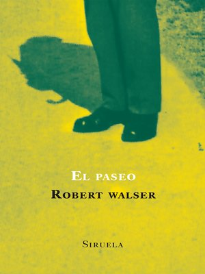 cover image of El paseo
