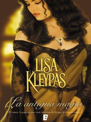 cover image of La antigua magia