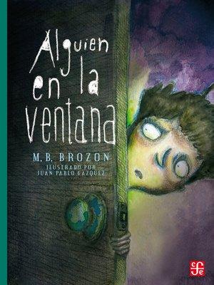 cover image of Alguien en la ventana