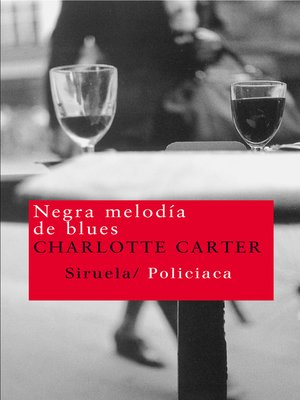 cover image of Negra melodía de blues