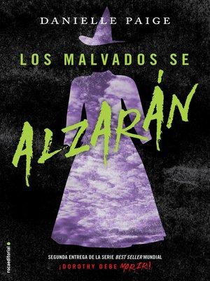 cover image of Los malvados se alzarán