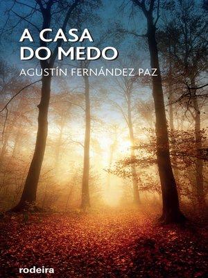 cover image of A Casa do Medo
