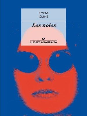 cover image of Les noies