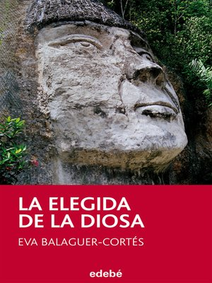 cover image of La elegida de la Diosa