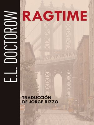 cover image of Ragtime