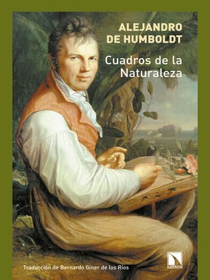 cover image of Cuadros de la naturaleza