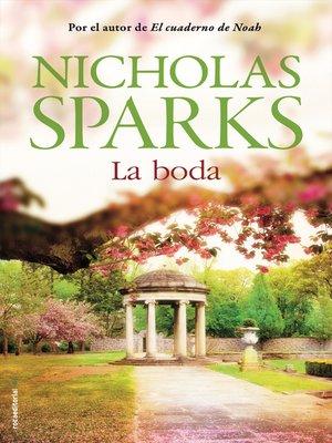 cover image of La boda