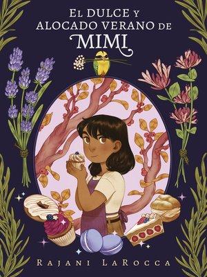 cover image of El dulce y alocado verano de Mimi