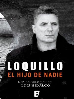 cover image of El hijo de Nadie