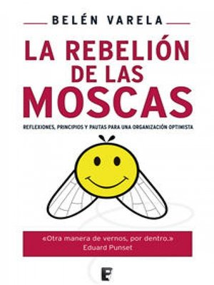 cover image of La rebelión de las moscas
