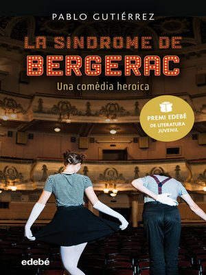 cover image of La síndrome de Bergerac (Premi Edebé Juvenil)