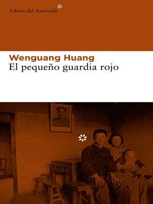 cover image of El pequeño guardia rojo