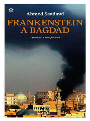 cover image of Frankenstein a Bagdad