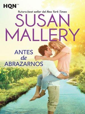 cover image of Antes de abrazarnos