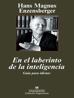 cover image of El laberinto de la inteligencia