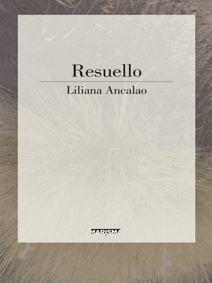 cover image of Resuello