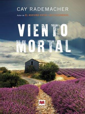 cover image of Viento mortal