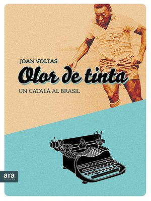 cover image of Olor de tinta