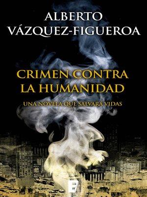cover image of Crimen contra la humanidad