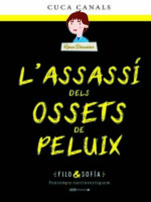 cover image of Lassassí dels ossets de peluix
